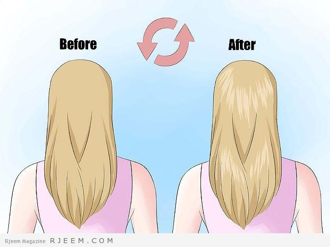 Photo of 13 طريقة طبيعية لتلميع الشعر