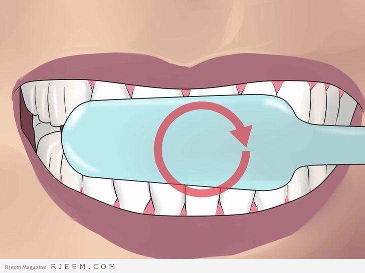 15 طريقة لتبييض الاسنان