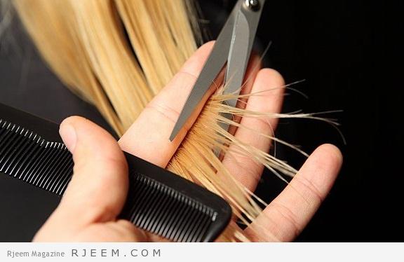 10 وصفات طبيعية لعلاج الشعر التالف والجاف