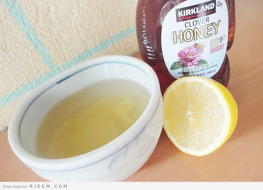 Photo of فوائد مزيج العسل والليمون