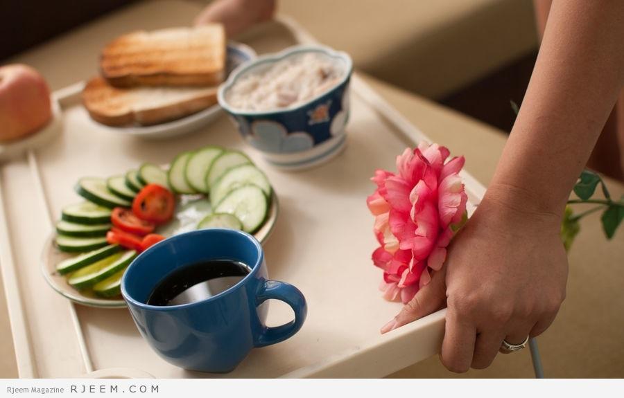 Photo of نصائح عند تناول وجبة الإفطار