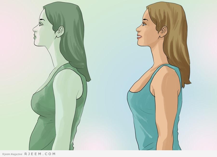 Photo of وسائل مجربة لزيادة حجم الصدر
