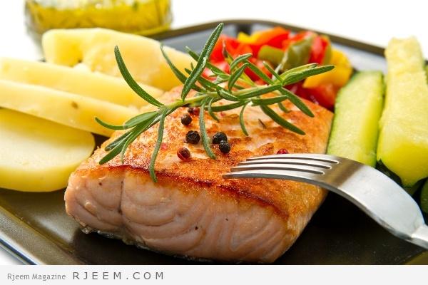 Photo of 6 فوائد صحية لسمك السلمون