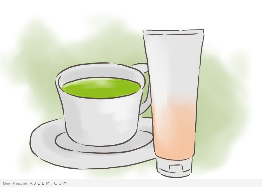 Photo of الشاي الأخضر للبشرة