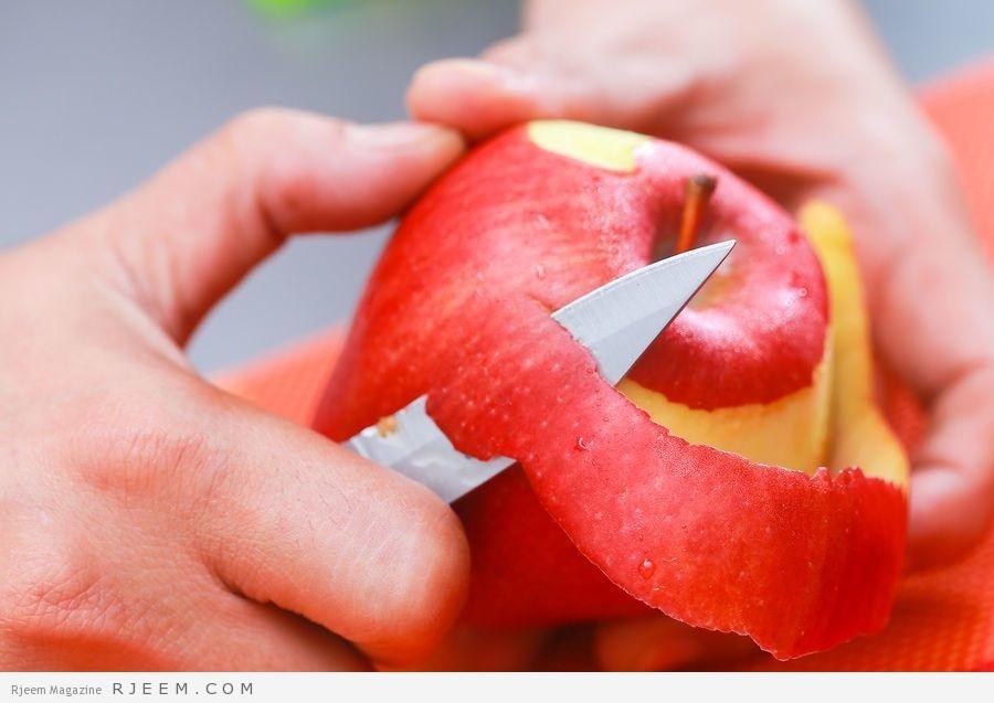 Photo of فوائد قشر التفاح للجسم