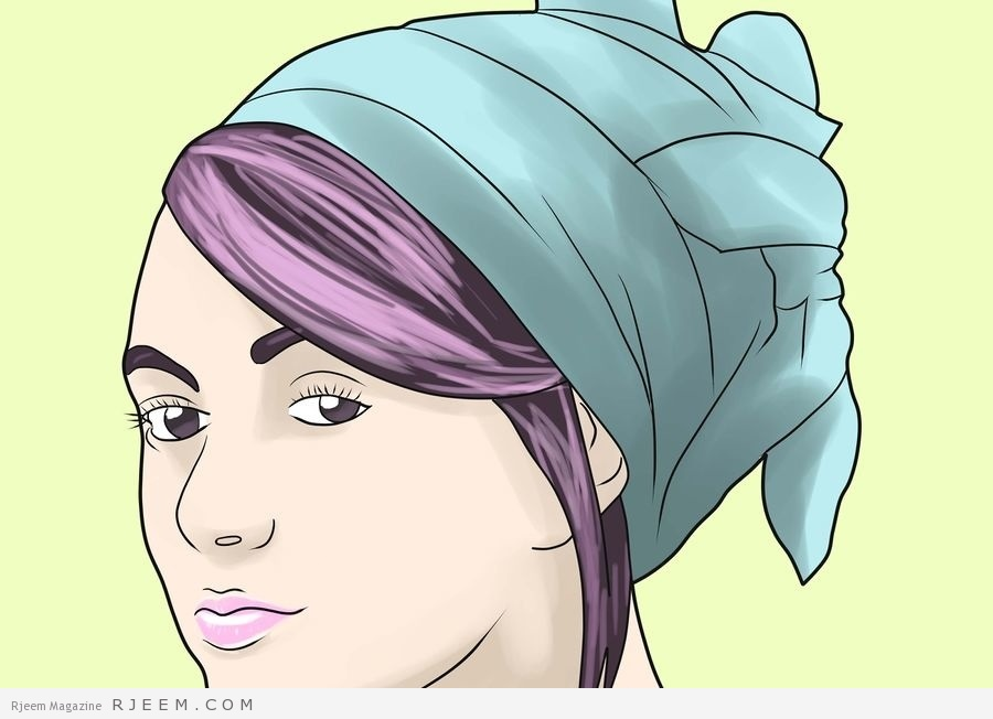 Photo of وصفات طبيعية لصبغ الشعر