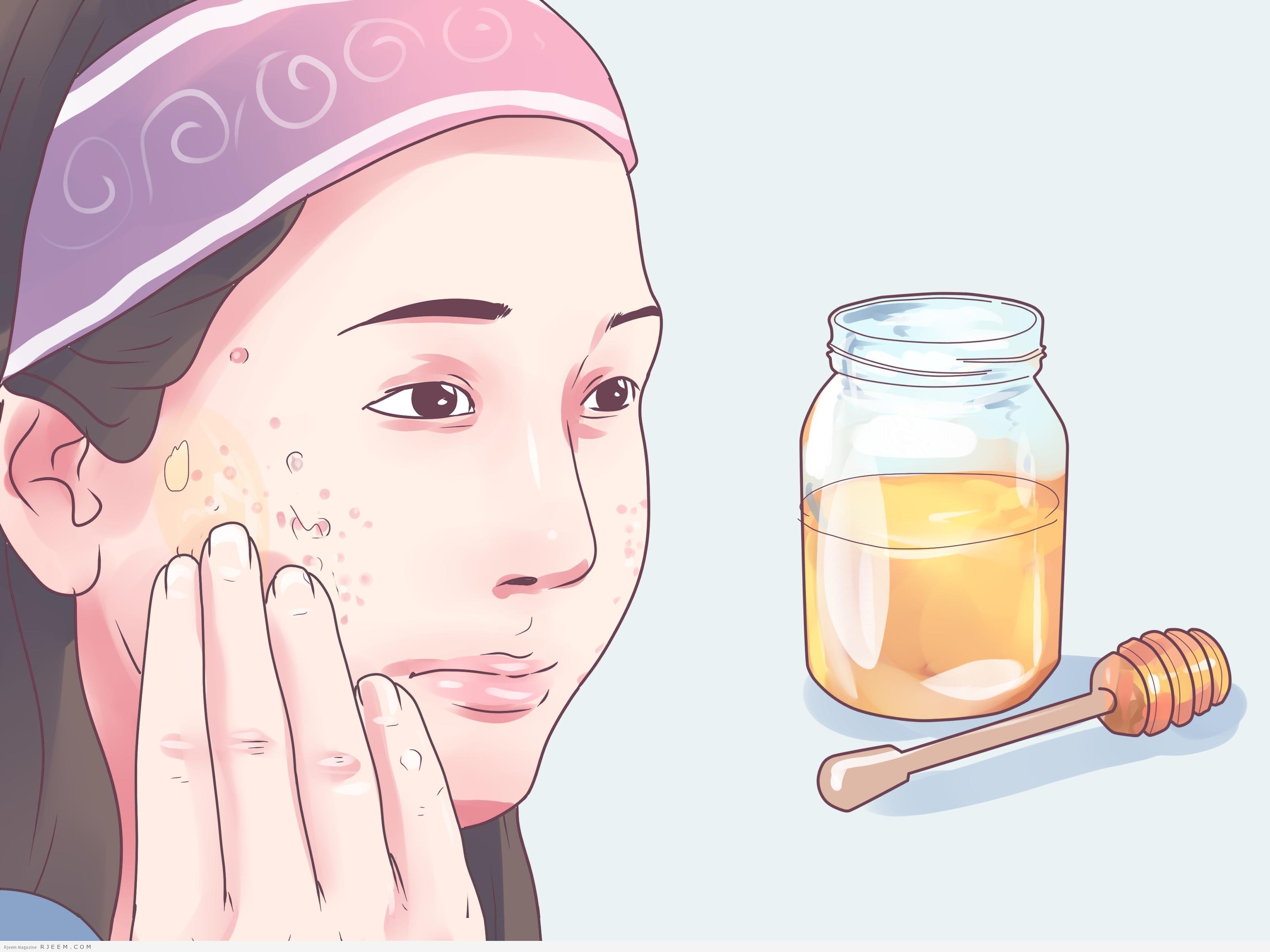 Photo of 4 وصفات من العسل للبشرة