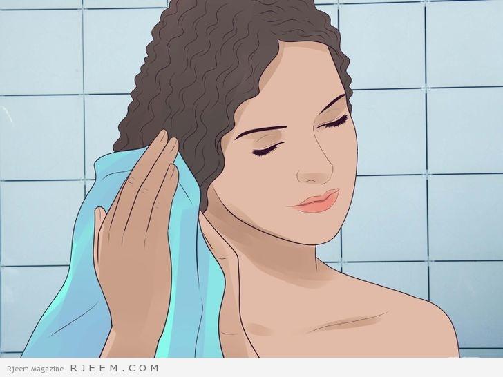 Photo of 6 عادات خاطئة تسبب تساقط الشعر