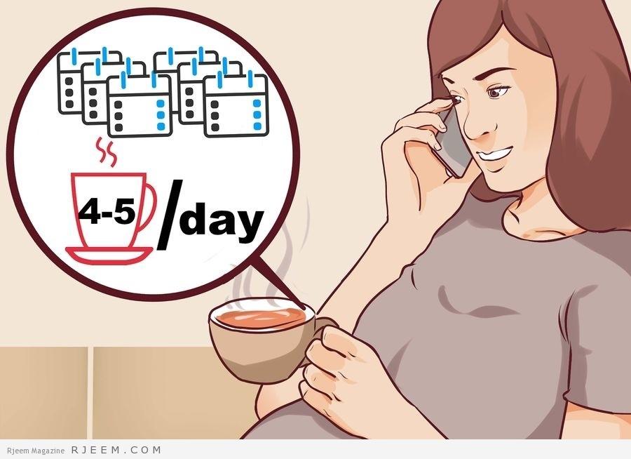 Photo of الشاي أثناء الحمل
