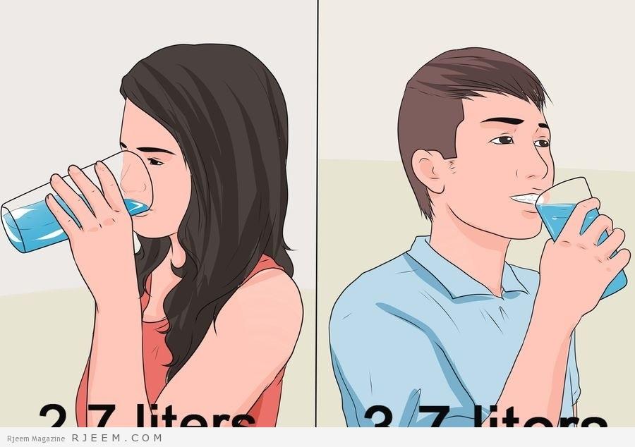 Photo of الاوقات الصحيحة لشرب الماء