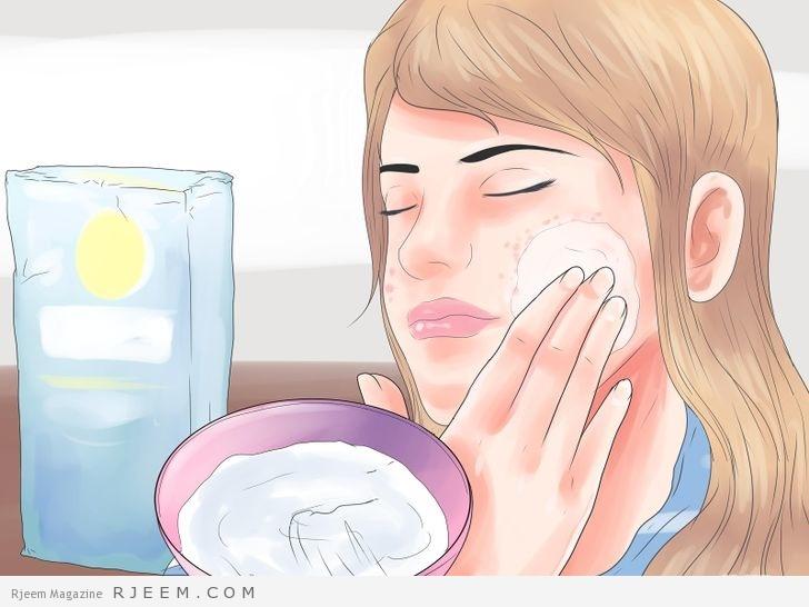 4 طرق لازالة حفر الوجه بعد علاج حب الشباب
