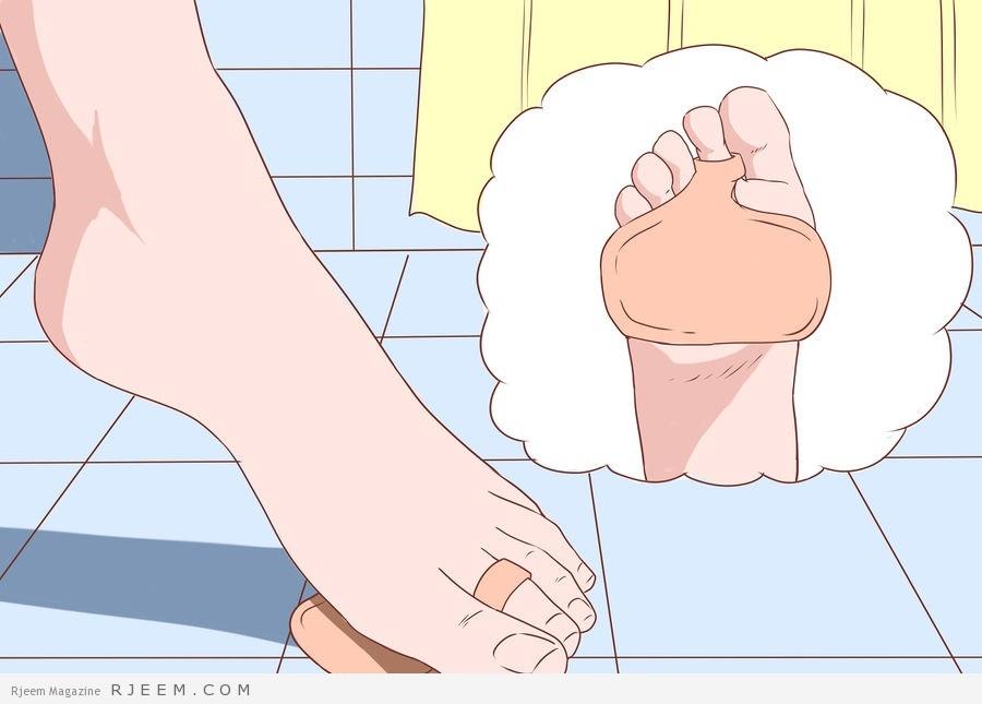 Photo of عادات سيئة تضر بصحة القدمين