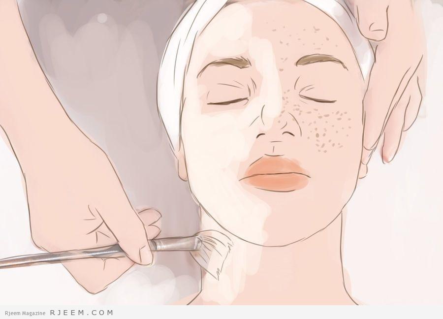 Photo of علاج البقع السوداء فى الوجه