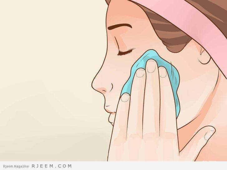Photo of طرق تنظيف البشرة قبل النوم