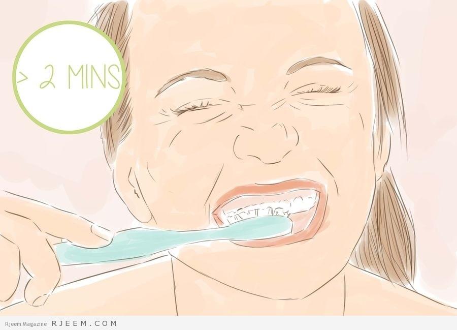 Photo of إرشادات غسل الأسنان