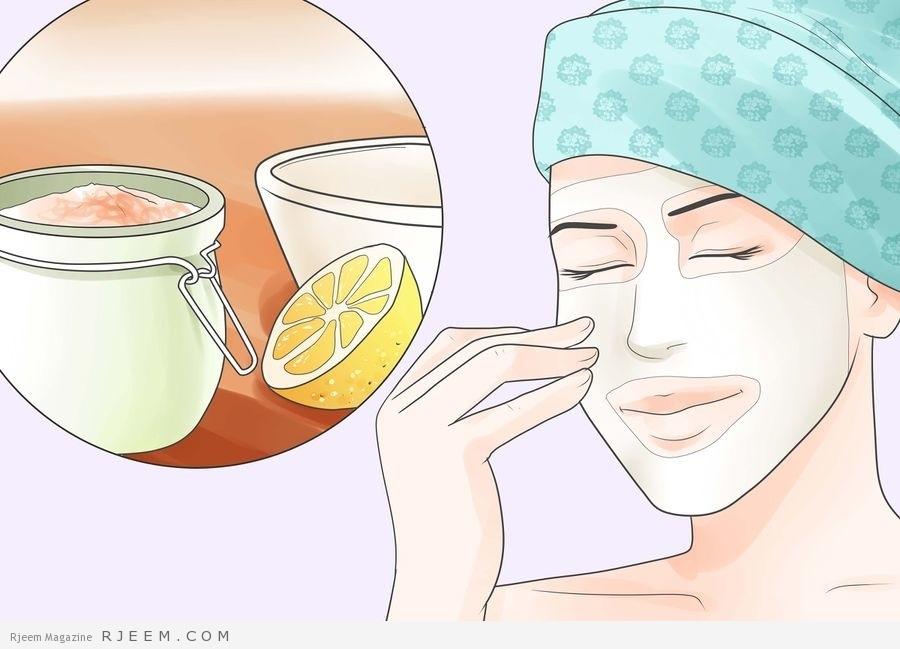 Photo of خلطات طبيعية لتنظيف الوجه