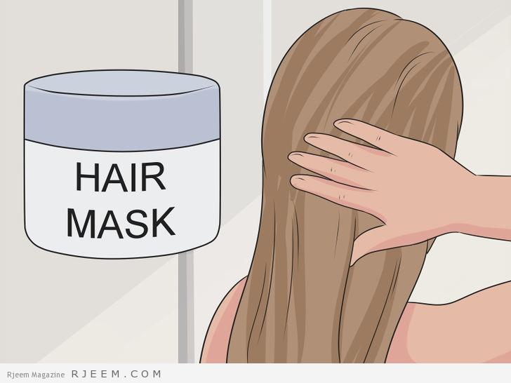 9 طرق لتطويل الشعر بسرعه