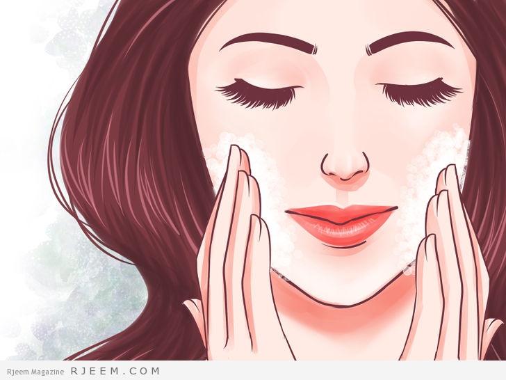 10 طرق للحصول على بشرة نضرة بدون مكياج