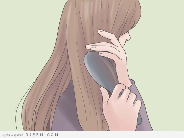 Photo of 10 خطوات بسيطة للتغلب على جفاف الشعر