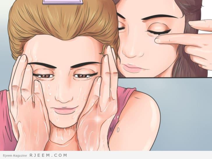 Photo of 10 طرق طبيعية لاخفاء تجاعيد تحت العين