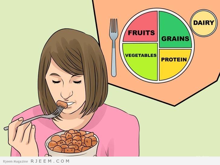 Photo of 6 طرق للتغذية الصحية والسليمة