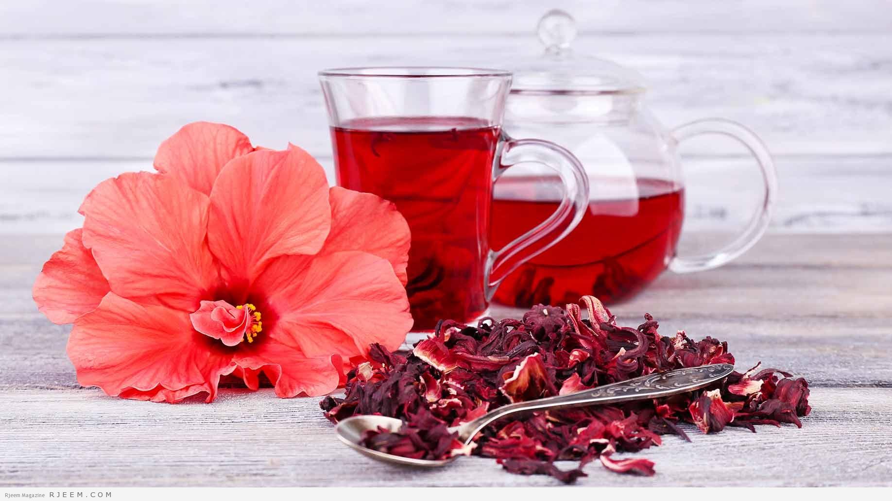 Photo of فوائد شاي الكركدية