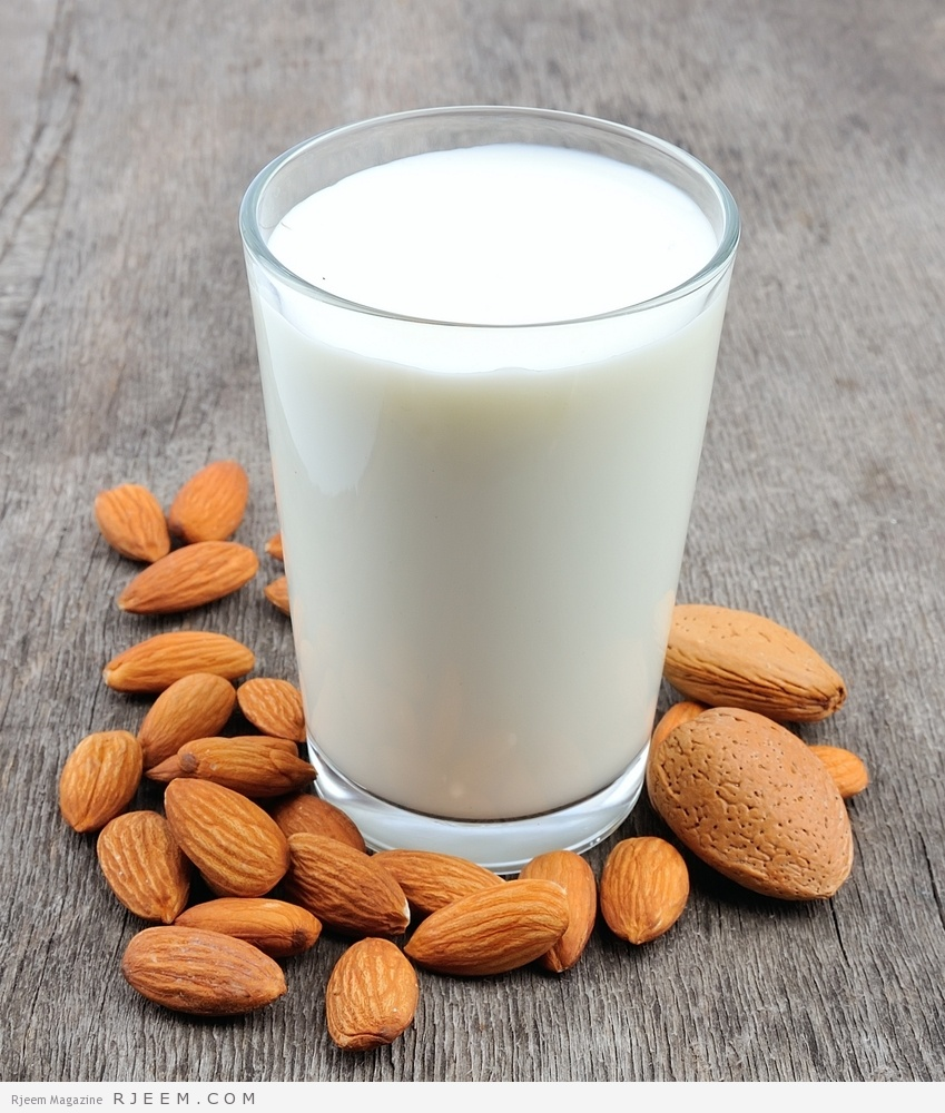 Photo of فوائد حليب اللوز الصحية ولخسارة الوزن