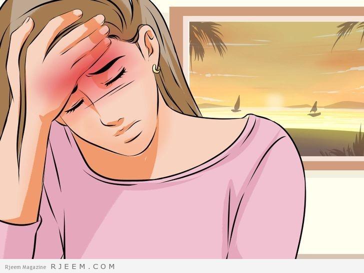 Photo of علاج صداع مقدمة الرأس