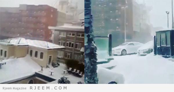 Photo of فيديو: باخرة شحن ضخمة تثير الرعب بين سكان إسطنبول