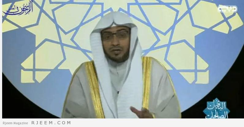 Photo of فيديو: رد فعل المغامسي على جزائري أخطأ بحقِ النبي مرات عدة