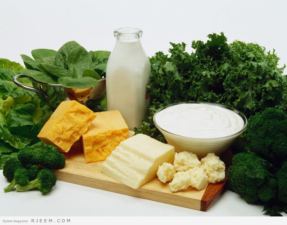 Photo of الكالسيوم ليس فقط في الحليب إليك خيارات أخرى