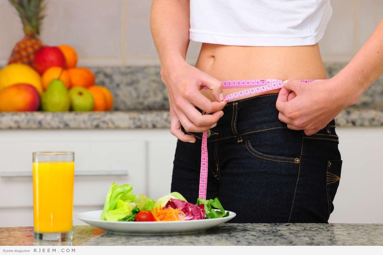 Photo of هذه الطريقة تساعدك على خفض وزنك بسهولة