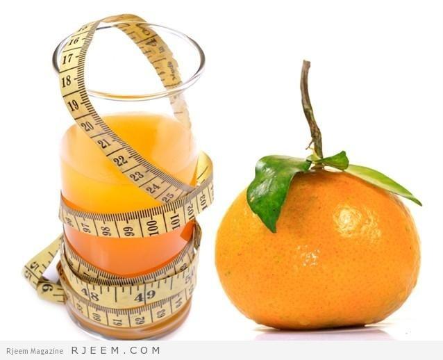 Photo of جربي رجيم البرتقال لتخفيف الوزن في 5 أيام