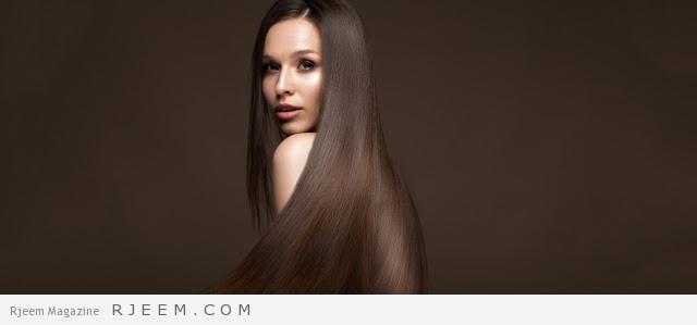Photo of 10 طرق منزلية لتنعيم وترطيب الشعر