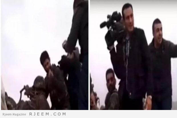 Photo of فيديو يكشف طريقة إخفاء الأسد لجنود حزب الله في صفوف قواته.. هكذا فضحهم مذيع النظام دون أن يشعر!