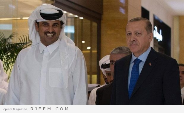 Photo of فيديو: أمير قطر يصطحب الرئيس أردوغان لتناول الغداء بمطعم تركي في الدوحة
