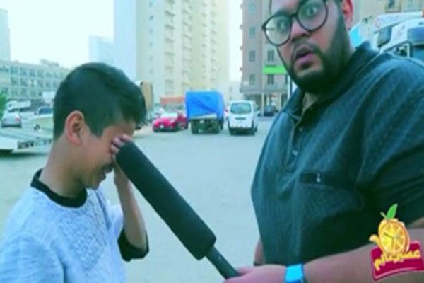Photo of شاهد: مقلب مؤثر لجاسم رجب ينتهي بالبكاء