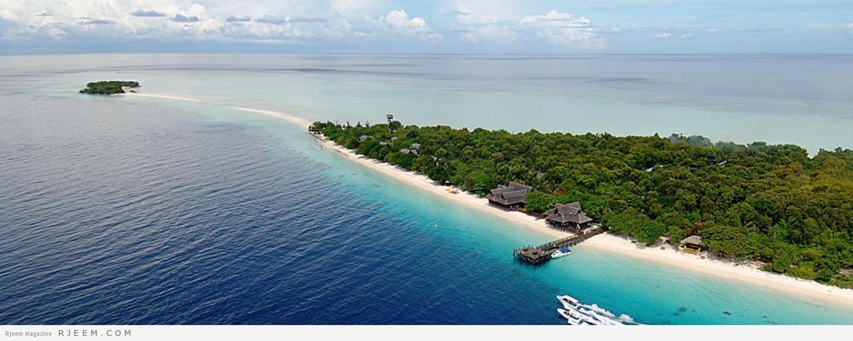 Photo of جزيرة ماتكينج لشهر العسل في ماليزيا