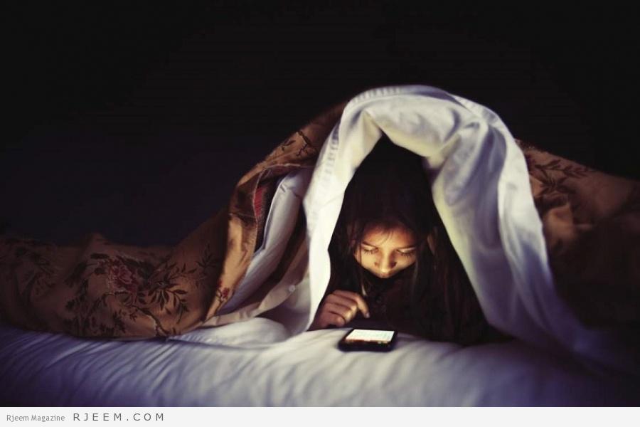 Photo of احذر.. استخدام هاتفك قبل النوم يهدد صحتك!