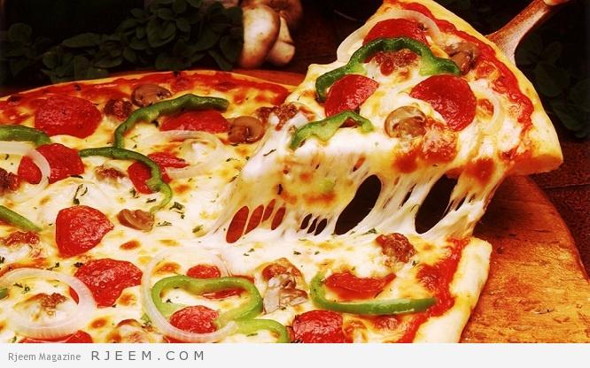 Photo of بعد قراءة هذا الخبر.. أنت مجبر على عدم تناول البيتزا !