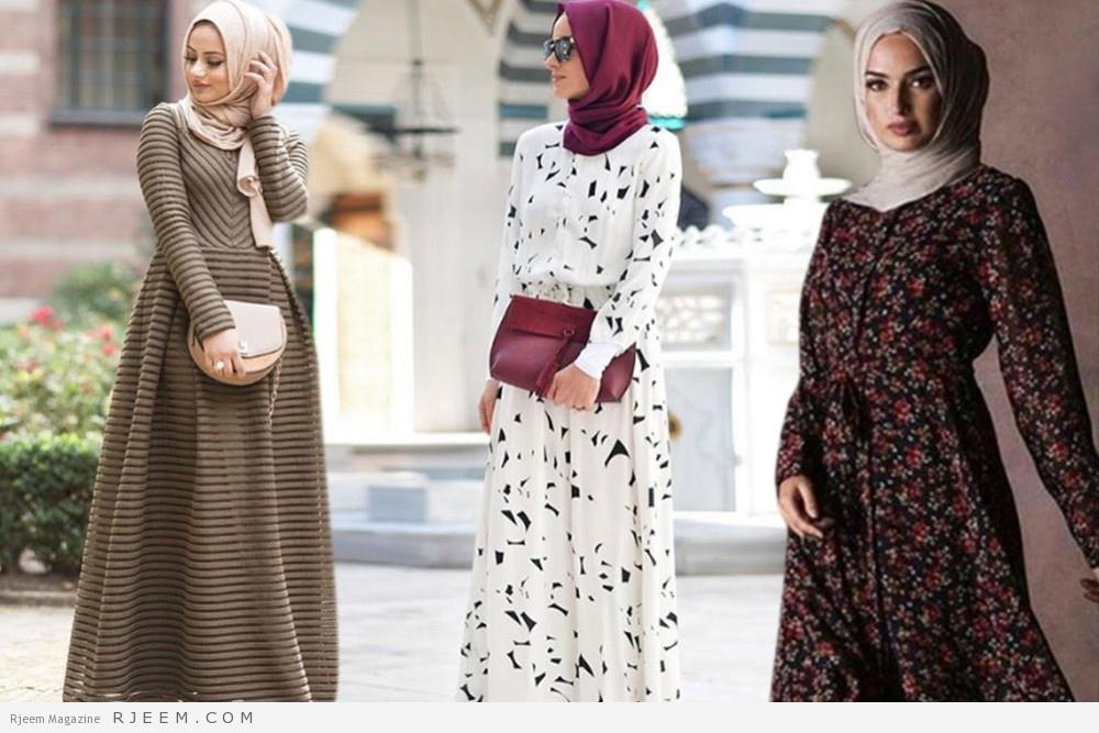 Photo of للمحجبات: تألقي بموضة الفساتين المزخرفة