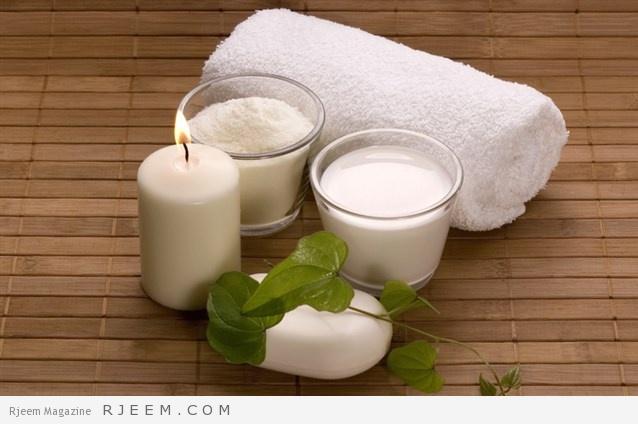 Photo of جربي صابون الحليب لبشرة ناعمة وجذابة