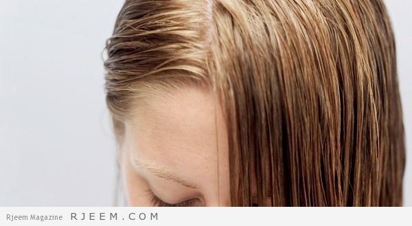 Photo of كيف تستعملين حمام الزيت حسب نوعية الشعر؟