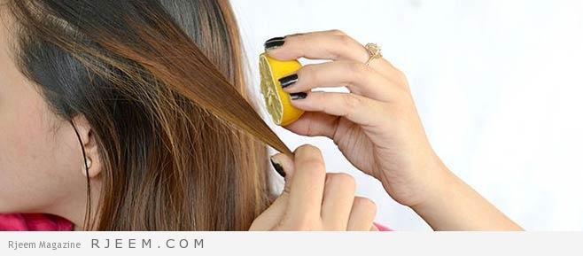 Photo of تعرفي على أبرز طرق تفتيح الشعر الطبيعية