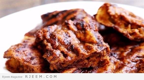 """Photo of """"سايتان"""" بديل اللحم الجديد"""