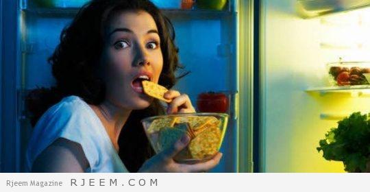 Photo of الأكل ليْلاً بيْن الصّواب والخَطأ