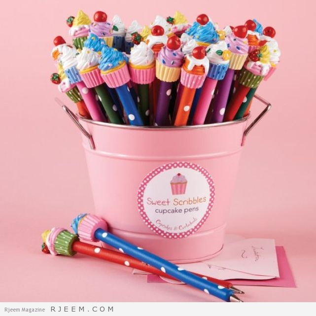 Cupcake Pens, so sweet!: