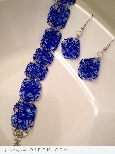 DIY Shrinky Dink Jewelry - Complete by nosmallfeet, via Flickr: