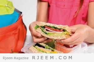 Photo of أفكار لوجبات مغذية لأطفالك في المدرسة مع طريقة عمل