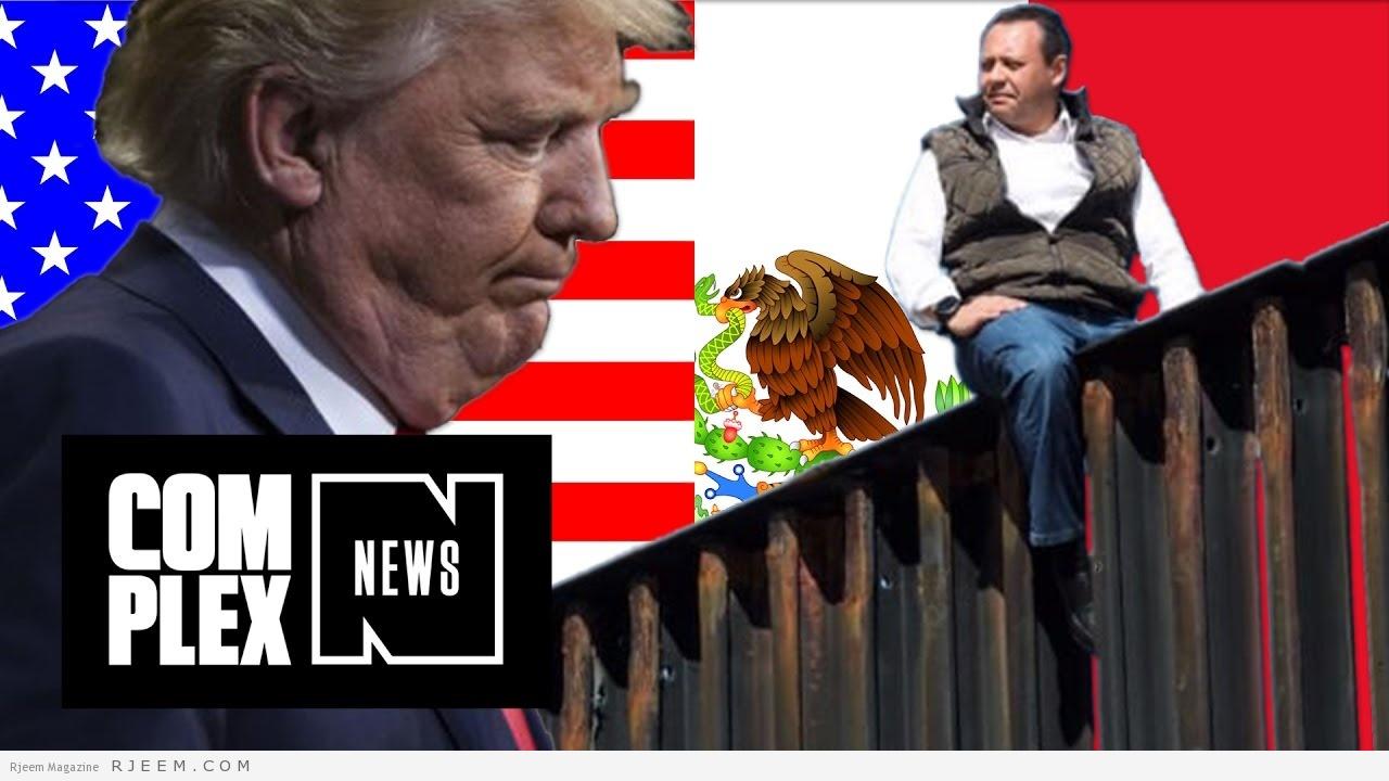 Photo of فيديو: نائب مكسيكي يتحدى ترامب ويتسلّق السياج الحدودي